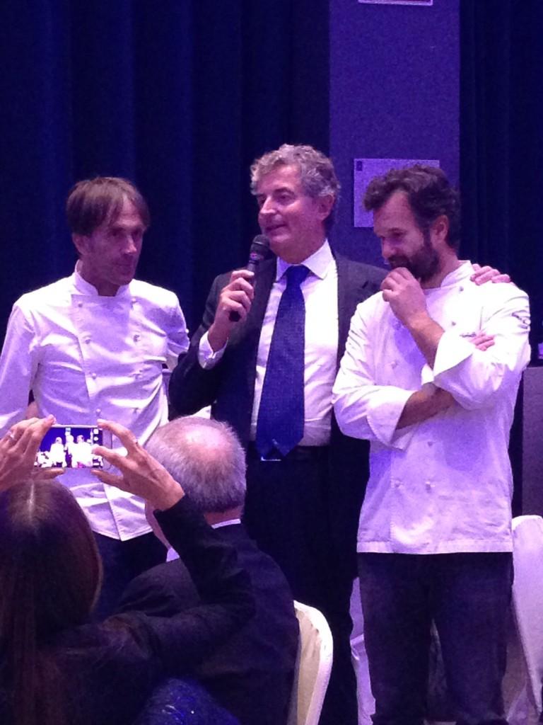 serata_associazione_amici_di_uri_2015_prof_montorsi_chef_carlo_cracco_chef_davide_oldani