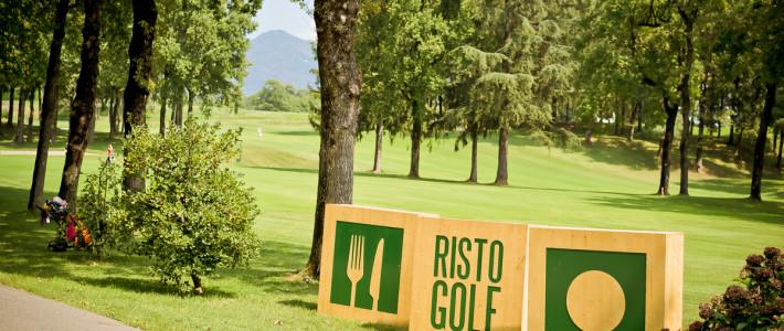 Evento Ristogolf